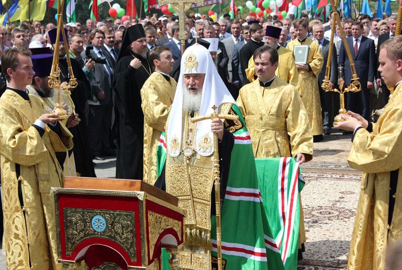 Патриарх Кирилл назвал пандемию последним предупреждением человечеству