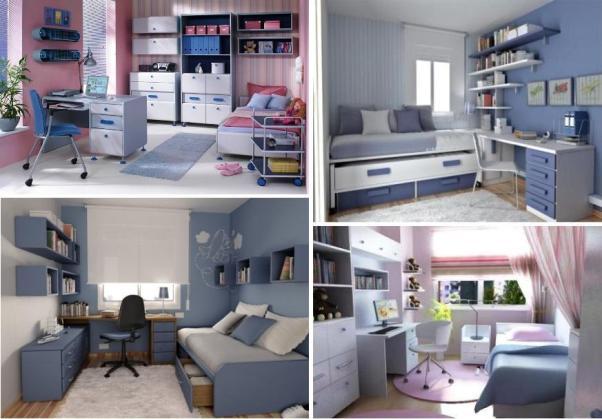 дизайн комнаты мальчика подростка