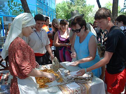 гастрономический туризм в москве
