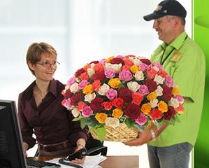 Доставка цветов Минск службы