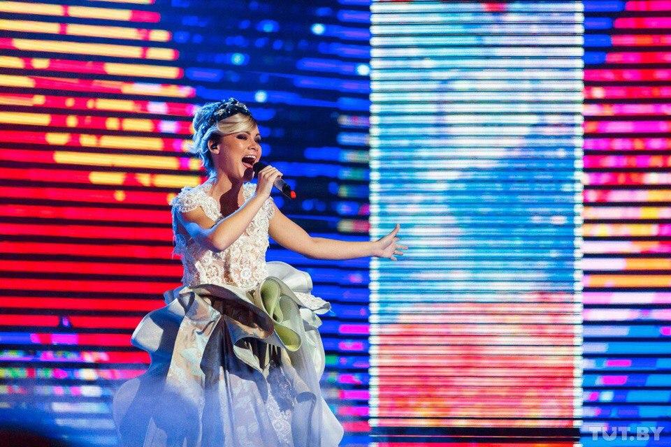 Ольга Шиманская: NAPOLI в финале польского отбора на Евровидение.