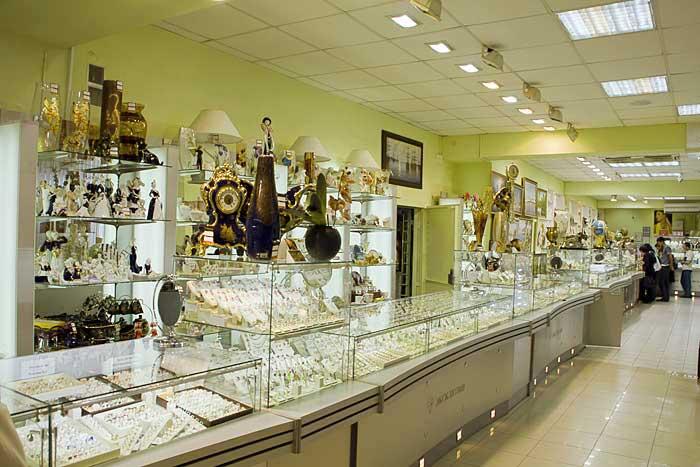 ювелирные магазины минска