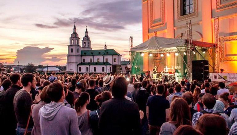 Дни национальных культур проходят в Верхнем городе.