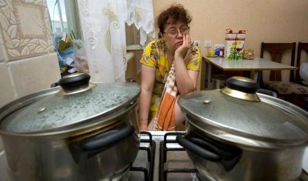 График отключения горячей воды в Минске в июне 2016
