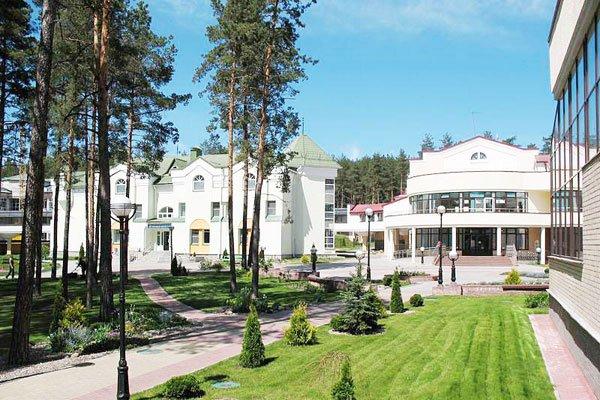 Санаторий Ружанский Беларусь