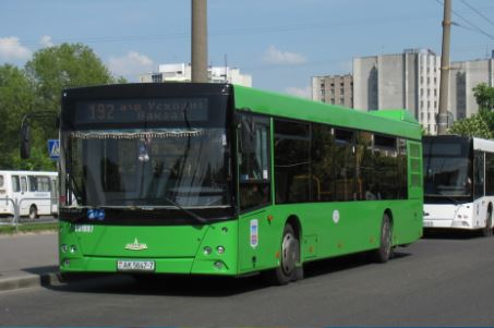 автобусные маршруты минска