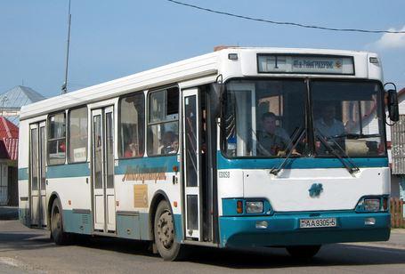 пригородные автобусные маршруты Беларуси