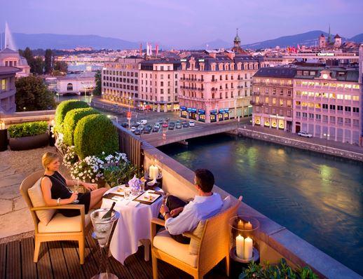 туристический отдых в швейцарии