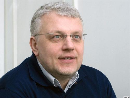 Павел Шеремет убит в Киеве