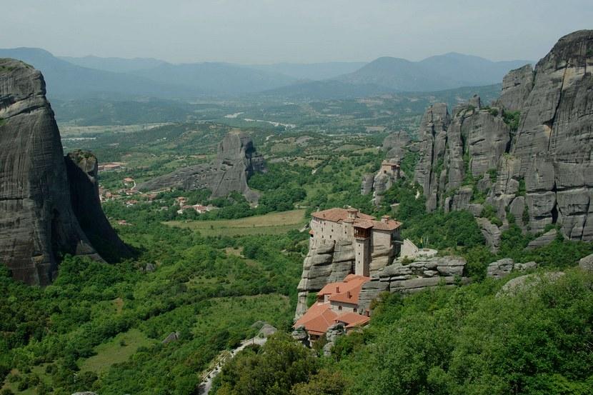 Рельеф Греции