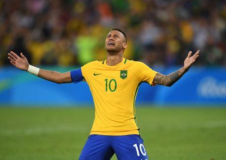 Сборная Бразилии по футболу выиграла Олимпиаду