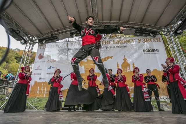 фестиваль культуры Грузии