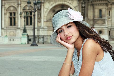 Париж (женская история)