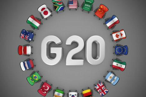 Саммит G-20 пройдет в Ханчжоу 4-5 сентября 2016.