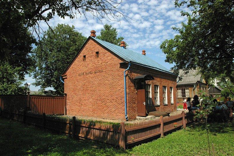дом-музей Марку Шагалу