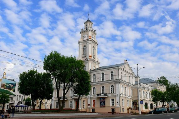 городская Ратуша Витебска