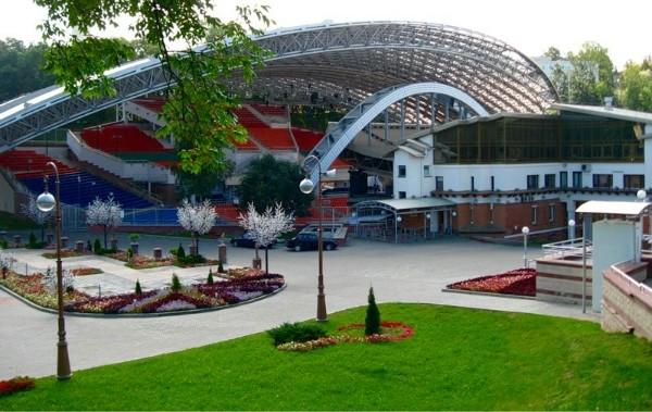 летний амфитеатр славянского базара витебск