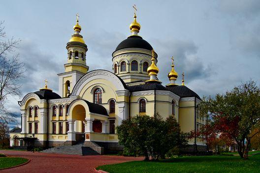 Троицкий Марков монастырь Витебск