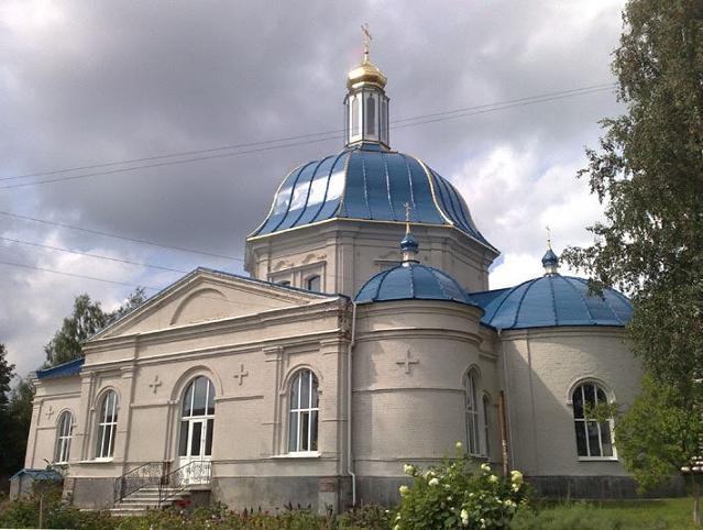 Свято-Казанская церковь Витебск
