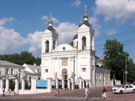 Покровский собор Витебск