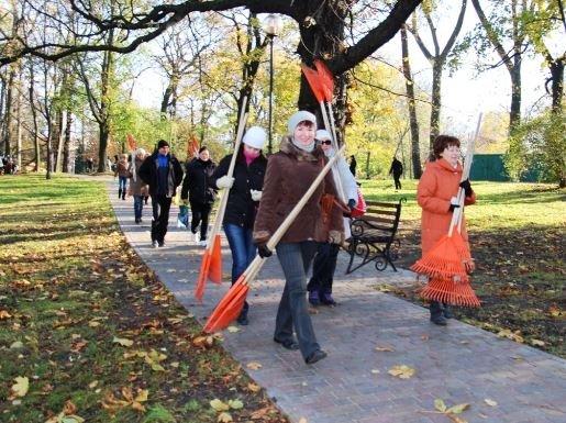 В Беларуси на 17 апреля назначен Республиканский субботник