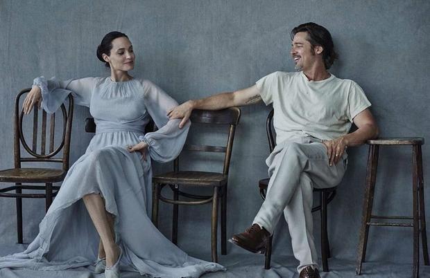 Брэд Питт и Анджелина Джоли развод 2016