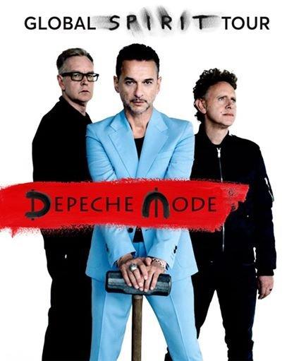 новый альбом Spirit Depeche Mode