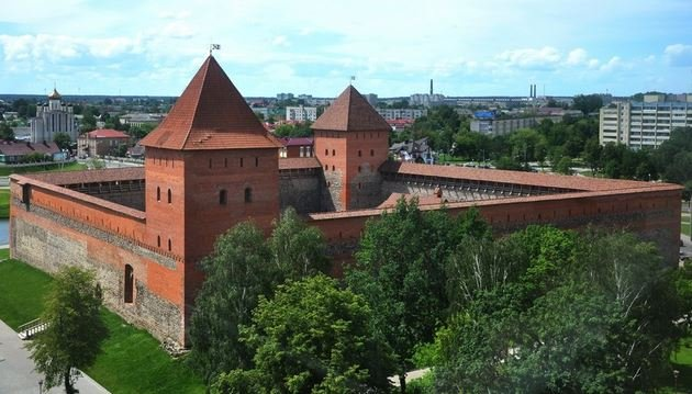 замок Гедемина (Лидский замок)