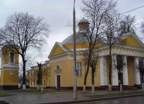 собор Архангела Михаила в Лиде