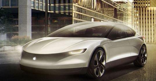 Apple будет инвестировать в автомобили с самоуправлением.