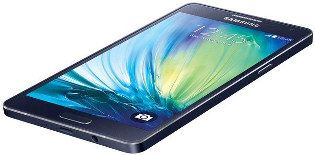 Samsung Galaxy A5 - новый смартфон от Samsung.