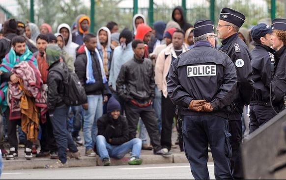 Беларусь примет мигрантов из ЕС.