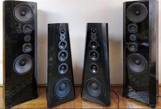 Как выбрать акустическую систему для дома?
