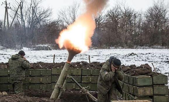 Киев возобновил боевые действия против ДНР и ЛНР в Донбассе