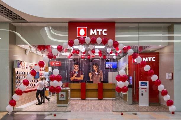 В Минске открылся новый салон связи МТС.