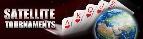Турниры-сателлиты в покере.