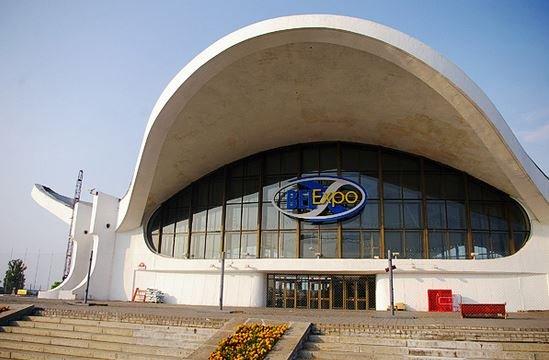Международная ярмарка и выставка книг в НВЦ «БелЭкспо».