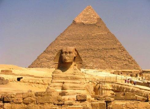 История Пирамиды Хеопса - первое чудо света.