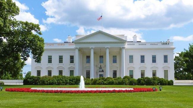 Белый дом США Вашингтон