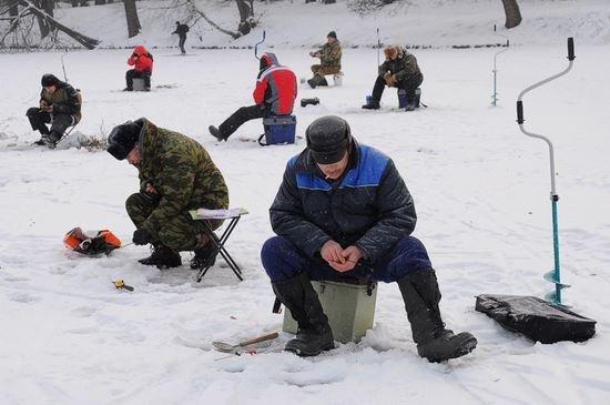 Правила зимней рыбалки. Как ловить рыбу зимой.