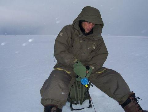 Как одеться на зимнюю рыбалку?