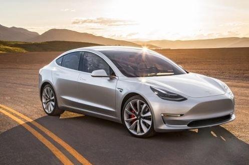 Tesla Model 3 дата выхода характеристики