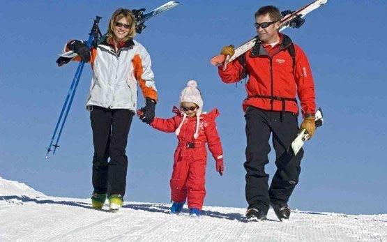 Как выбрать лыжи и одежду для катания?