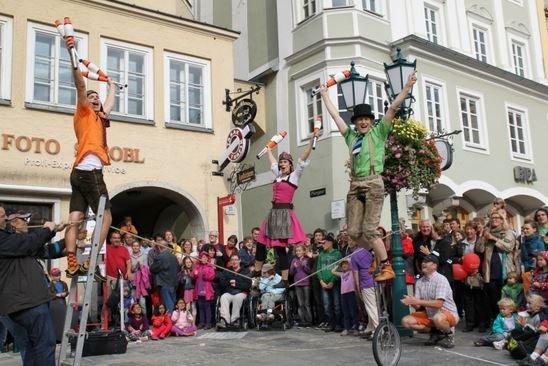 Праздники в Австрии.