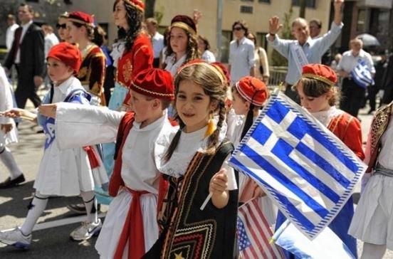 Традиции и обычаи в Греции.