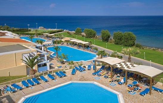 Отель Греции Aldemar Paradise Village 5*