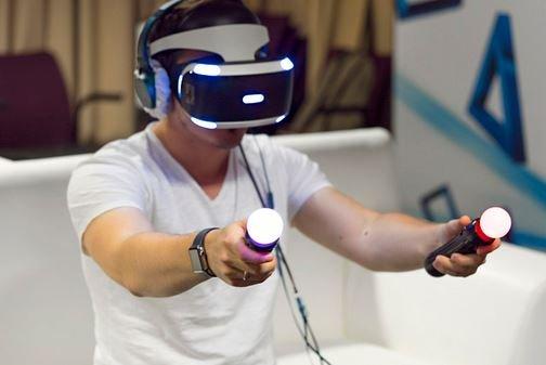 PlayStation VR: обзор первых игр.
