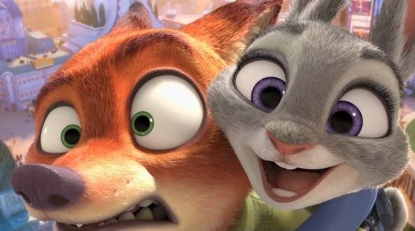 Мультфильм «Зверополис» удостоился Оскара.