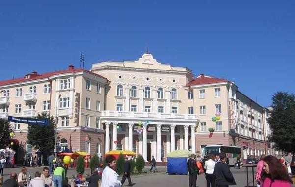 Туризм в Беларуси: старый и новый Полоцк.