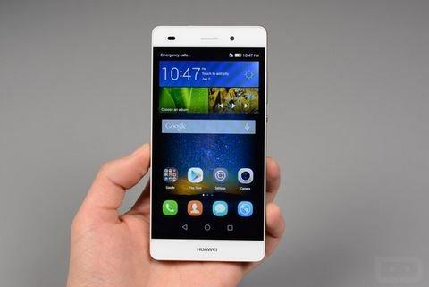 Подробный обзор смартфоан Huawei P8 Lite.